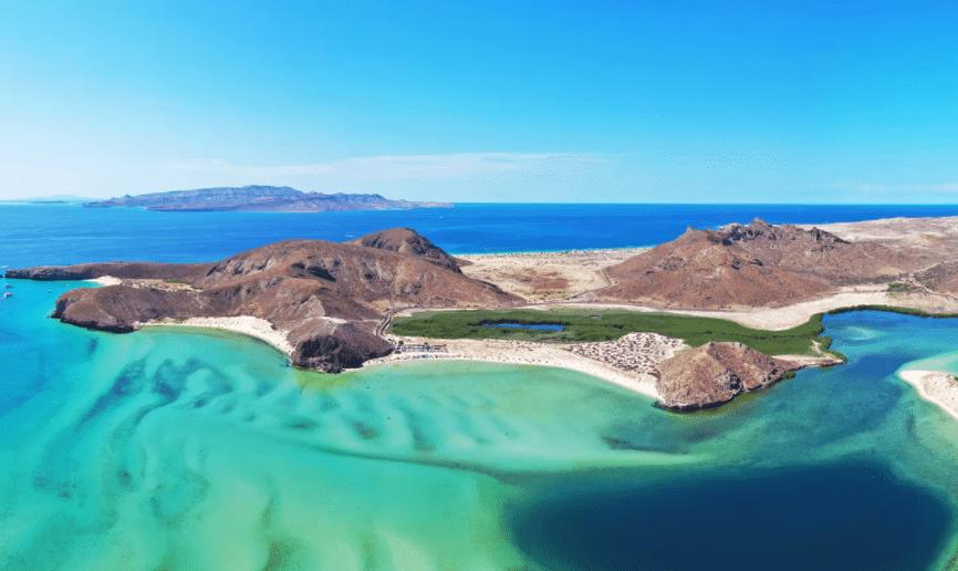 Playas de baja california sur
