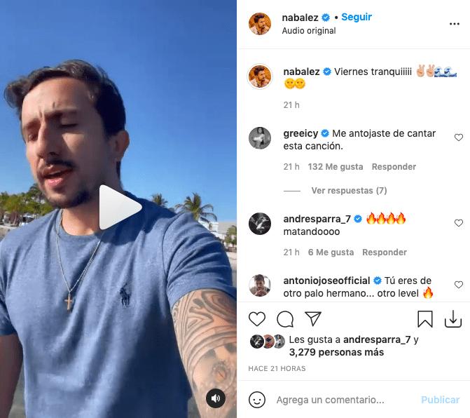 Greeicy Rendón canta a capela y fans se fijan en detalle de su piel