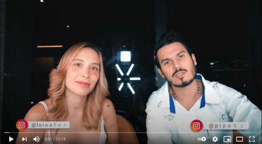Luisa Fernanda W y Pipe Bueno revelan inédito video del nacimiento de Máximo