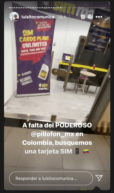 Luisito comunica sim colombia