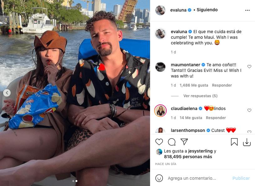 Evaluna Montaner preocupó a fans por un detalle de una foto