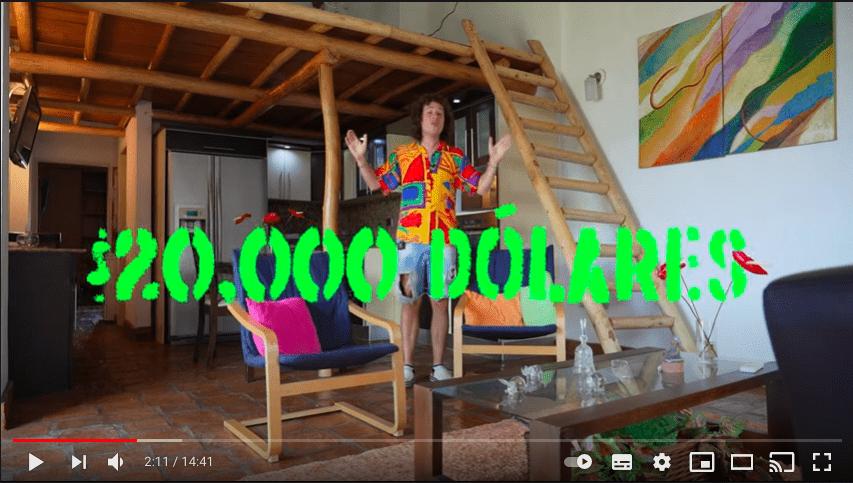 Luisito Comunica compró una casa frente al mar ¡en Venezuela!