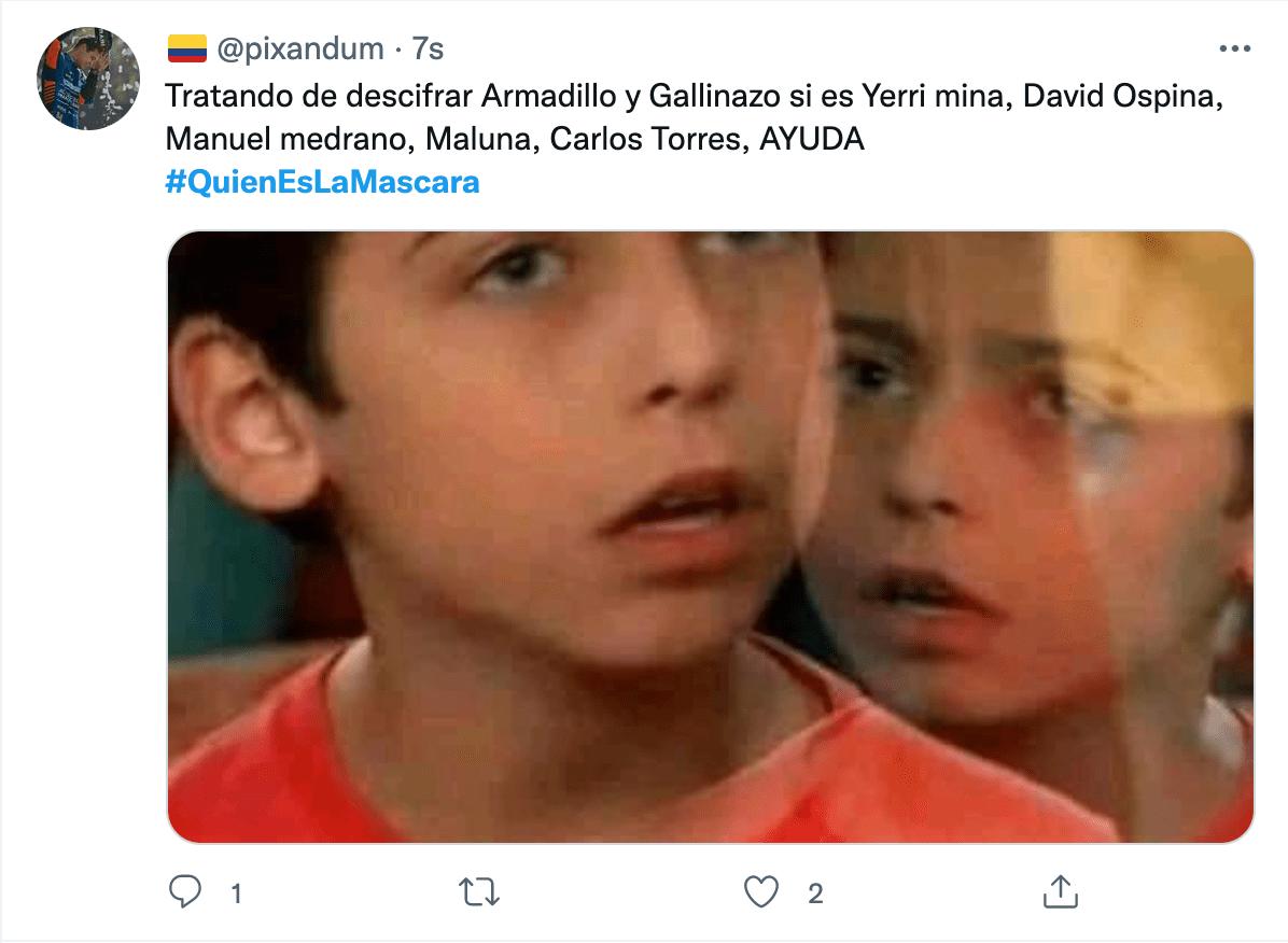 memes quien es la mascara