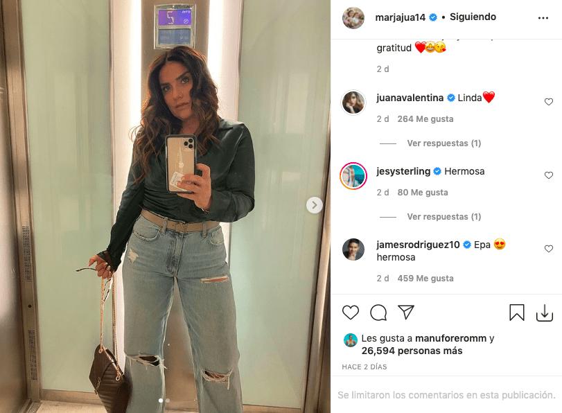 La foto de la mamá de James Rodríguez que llamó la atención del deportista