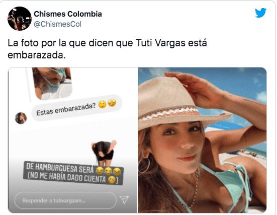 Tuti Vargas aclara dudas