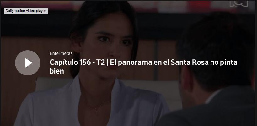 Enfermeras capítulo 156
