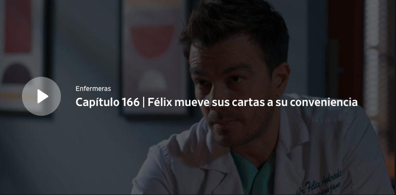 Enfermeras capítulo 166