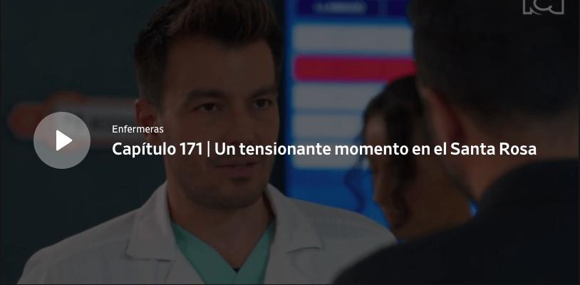 Enfermeras capítulo 171
