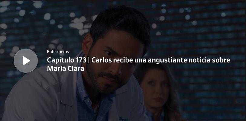 Enfermeras capítulo 173
