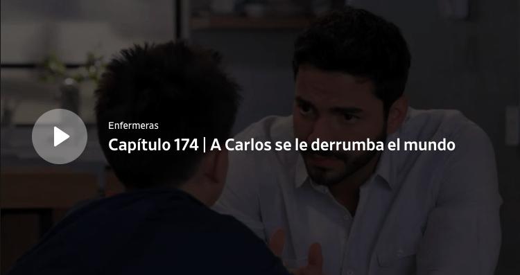 Enfermeras capítulo 174