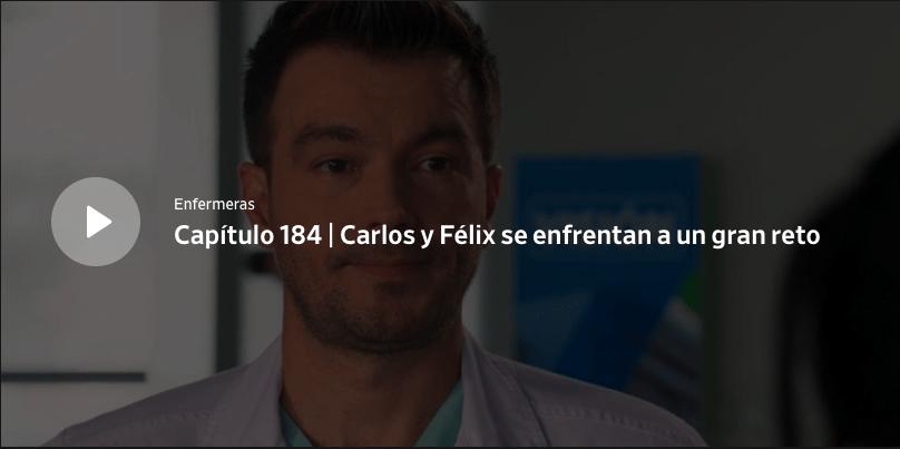 Enfermeras capítulo 184