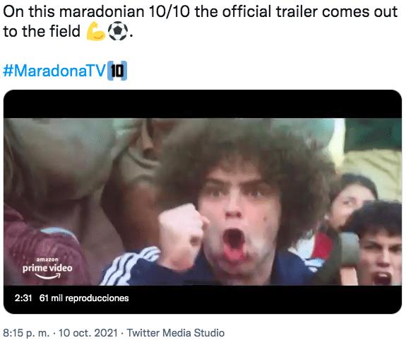 Diego Maradona La Serie