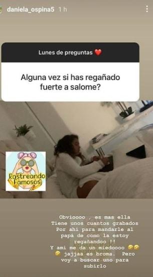 Daniela Ospina Regaño Salomé 2