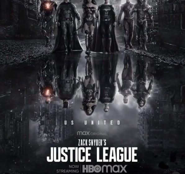 Datos Liga de la Justicia Snyder Cut 2