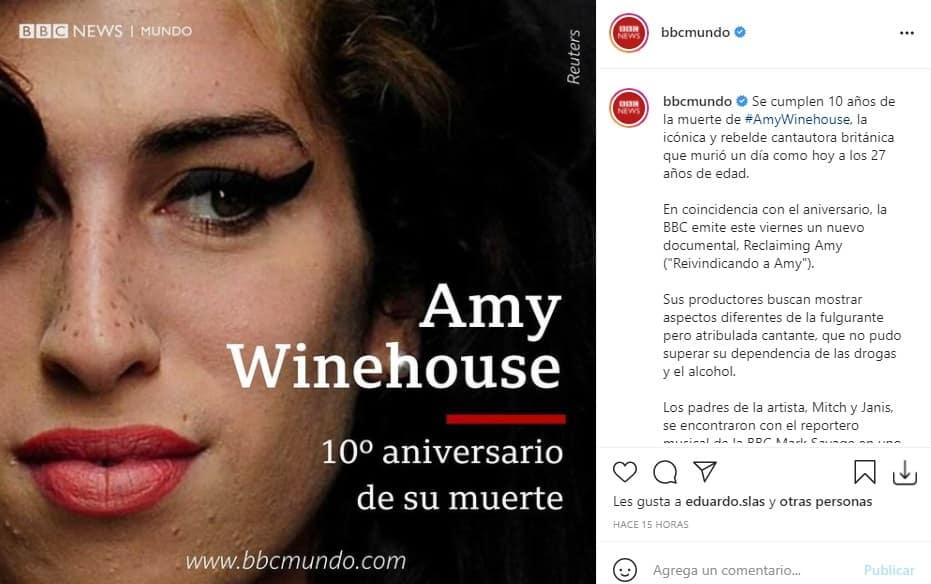 Diez años sin Amy Winehouse 2
