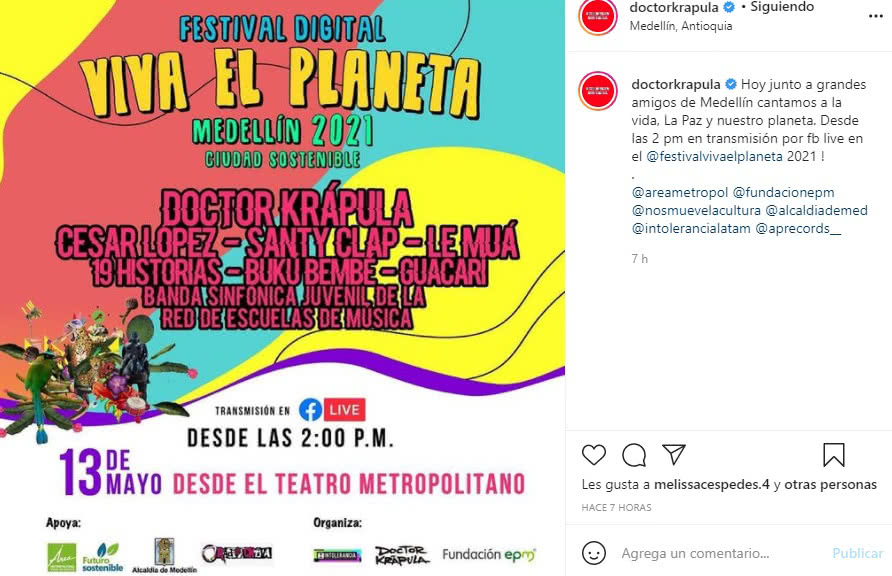 Doctor Krapula Viva El Planeta 2