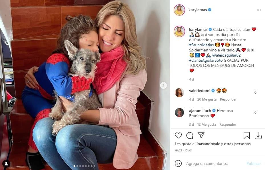 Fallece Perrito Ana Karina Soto 2