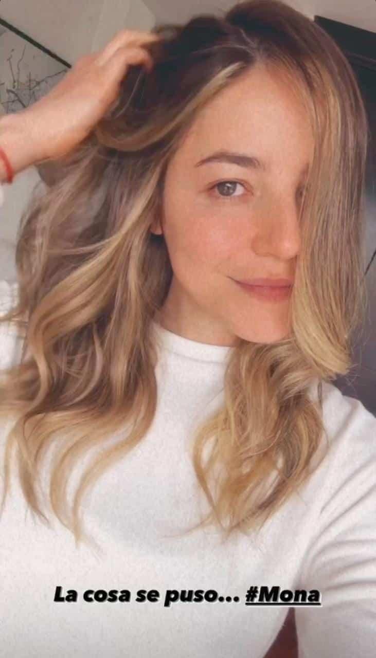 Juliette Pardau cambio de look 1