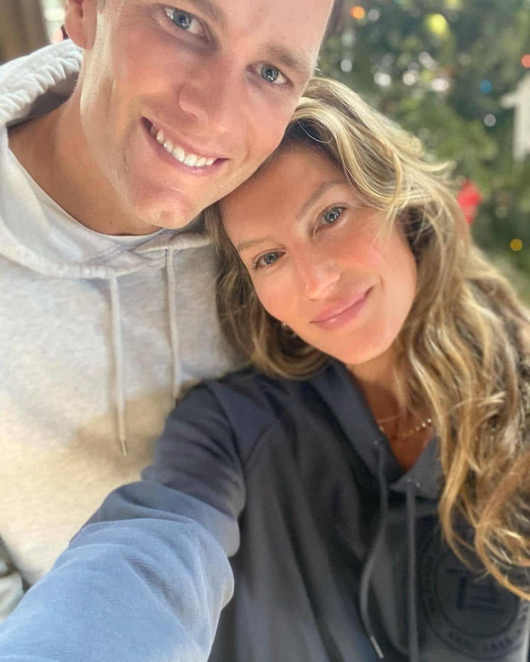 Gisele Bündchen y Tom Brady 1