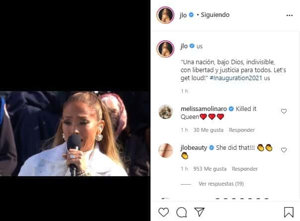 Jennifer Lopez Capitolio