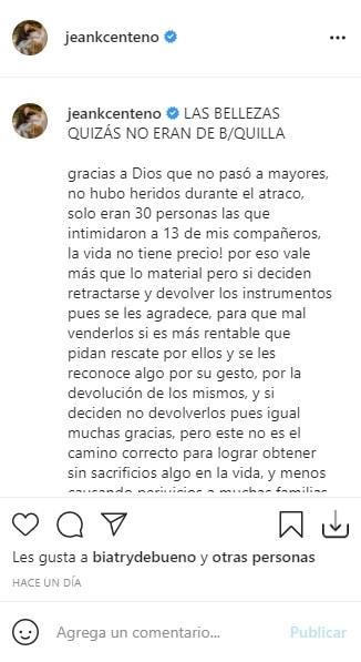 Juan Carlos Centeno 2