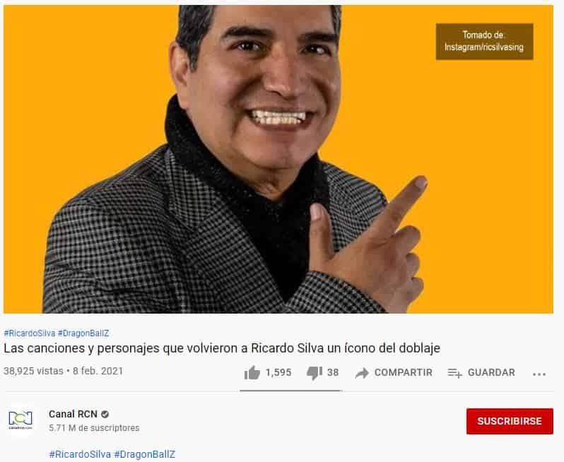 Las canciones y personajes que volvieron a Ricardo Silva un ícono del doblaje