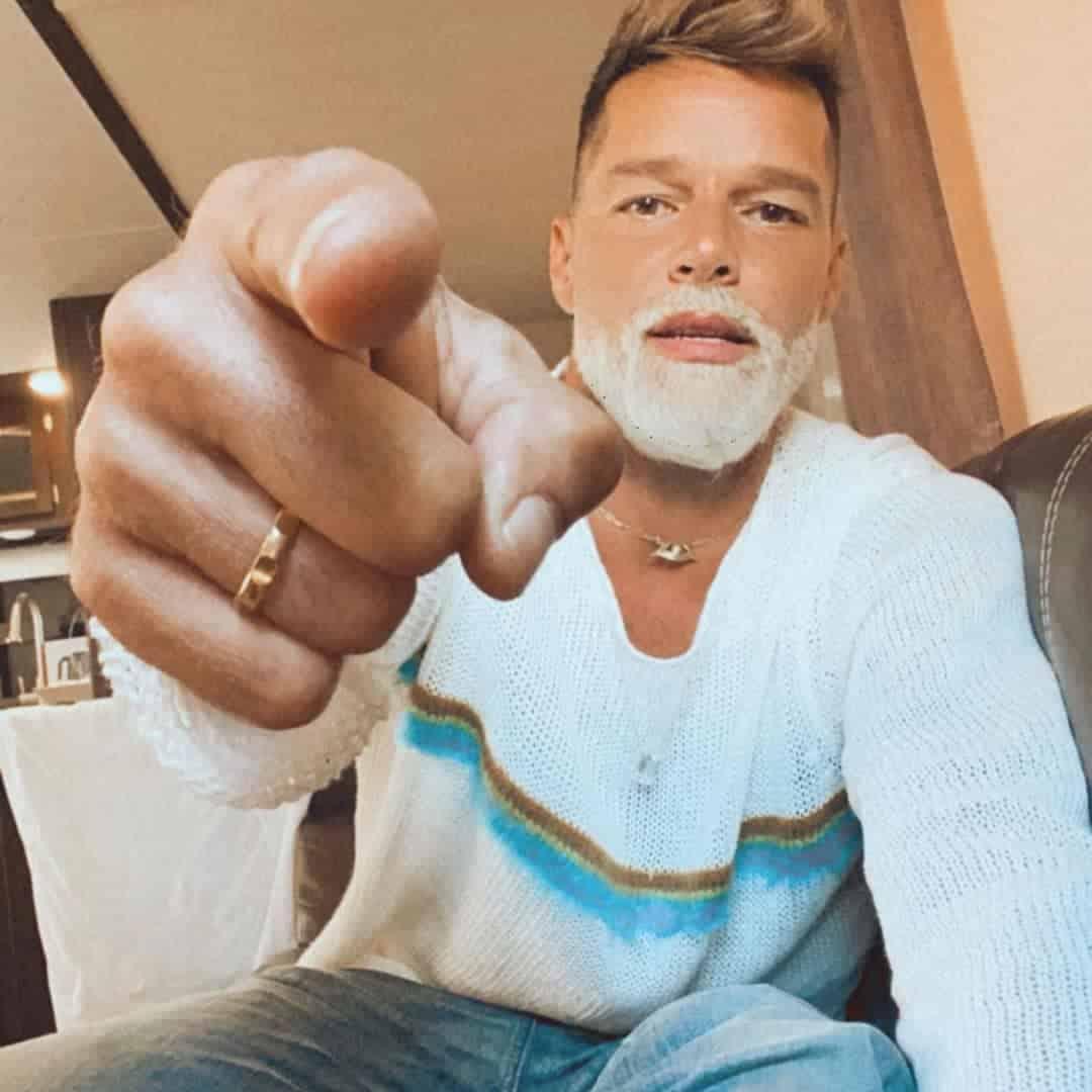 Look Ricky Martin