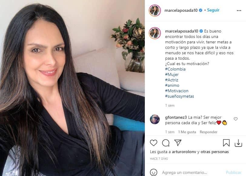 Marcela Posada Soltera 2
