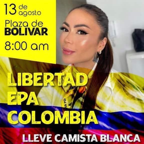 Marchar libertad Epa Colombia 2