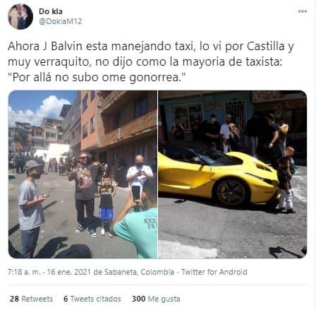 Meme Balvin Ferrari 2