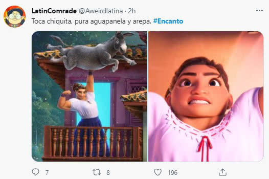 Memes Trailer Encanto 3