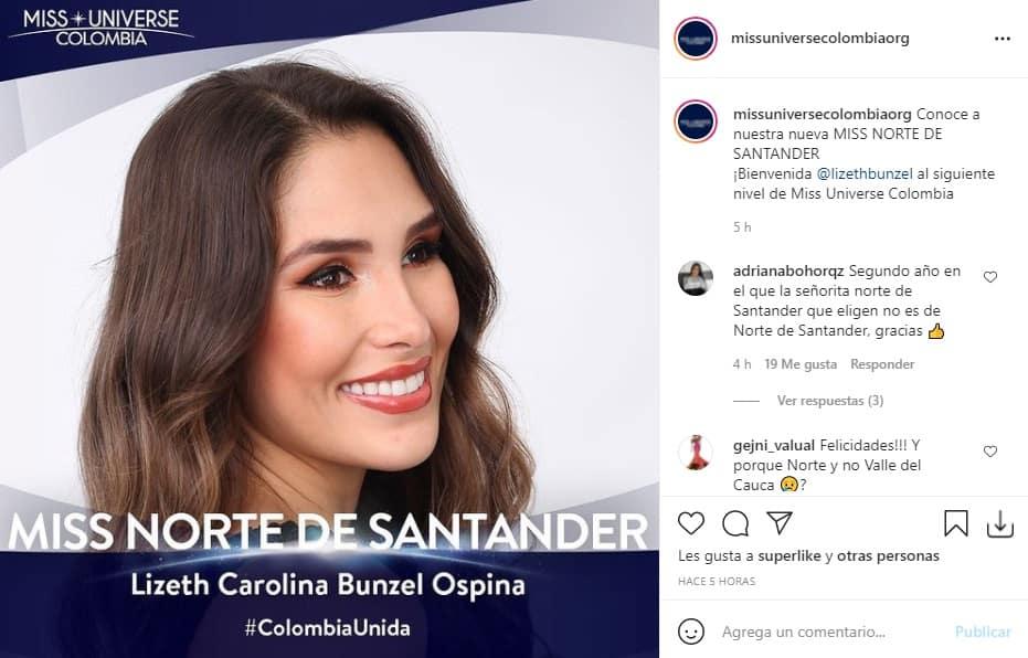 Miss Universe Colombia 2021 Nte Santander