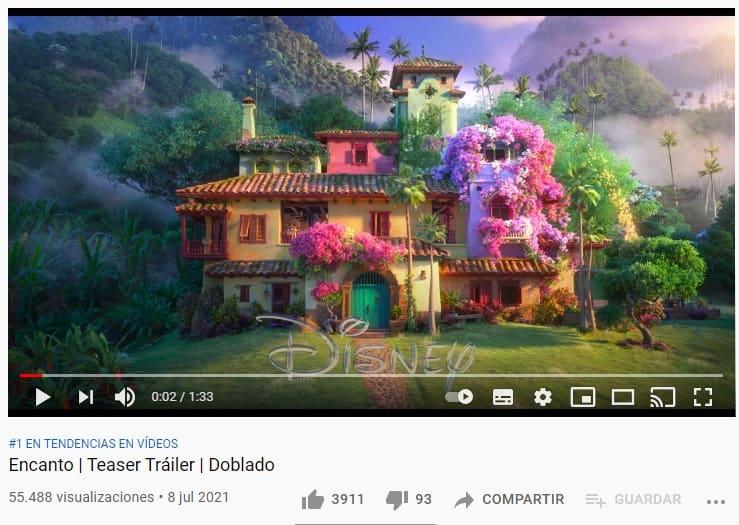 Primer trailer de Encanto 2