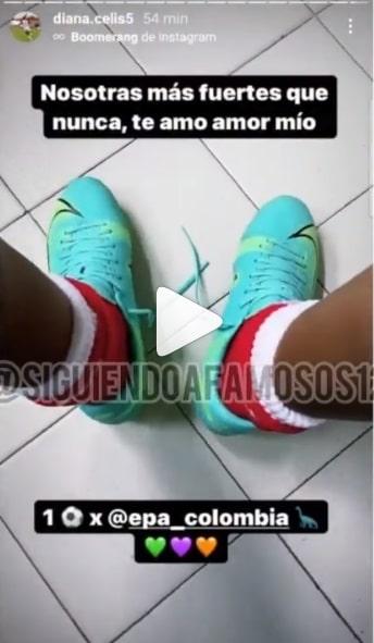 Reaccion Diana Celis sondena Epa Colombia 2