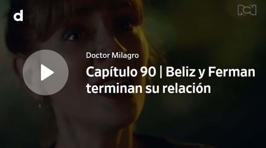 Doctor Milagro, capítulo 90