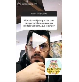 Santiago Alrcon Hija 2