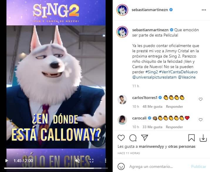 Sing 2 Sebastian Martines Greeicy 3