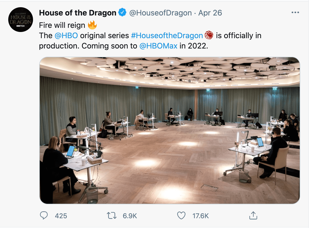 house of the dragon
