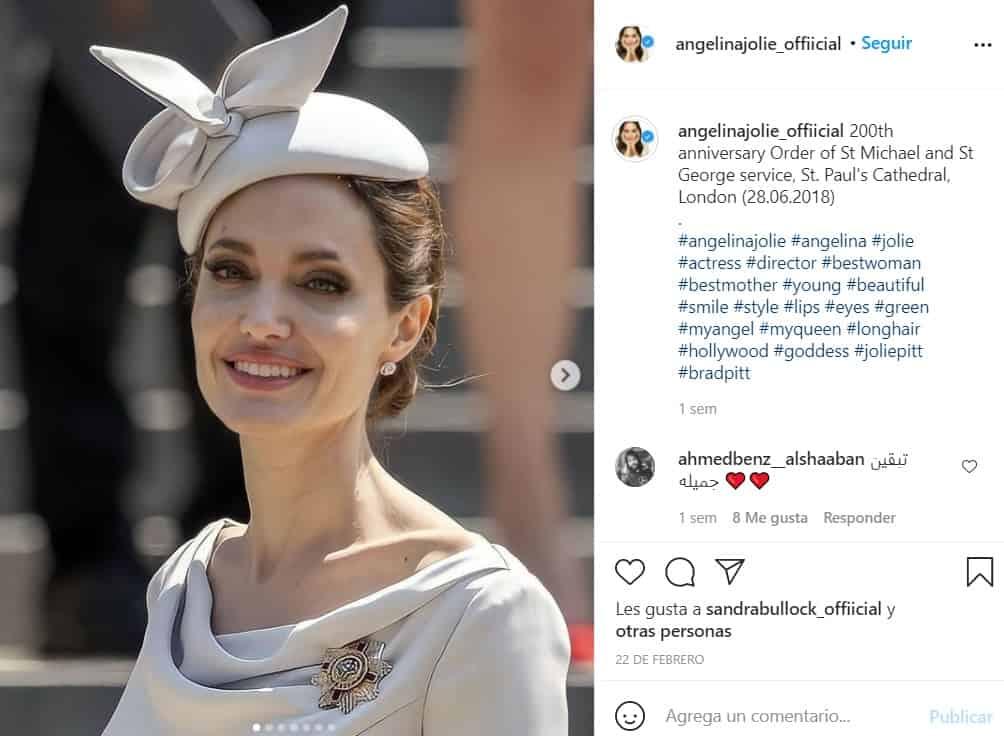 Angelina Jolie había comprado la obra hace 10 años.