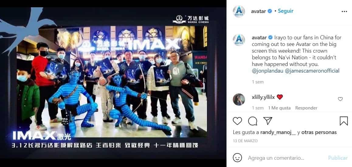 Avatar 2 podría estrenarse en diciembre del 2022