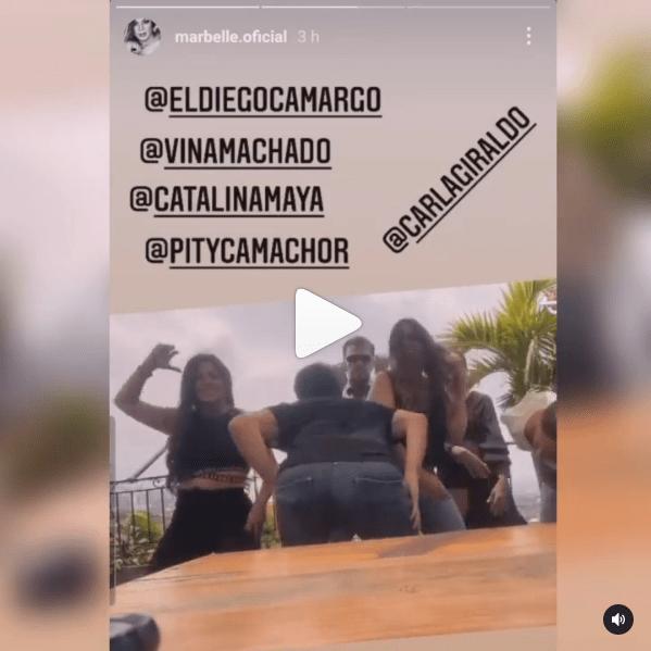 Baile de Pity Camacho Pa Quererte