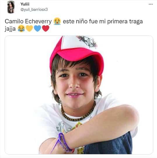 Camilo y Evaluna: Así Lucían cuando eran niños