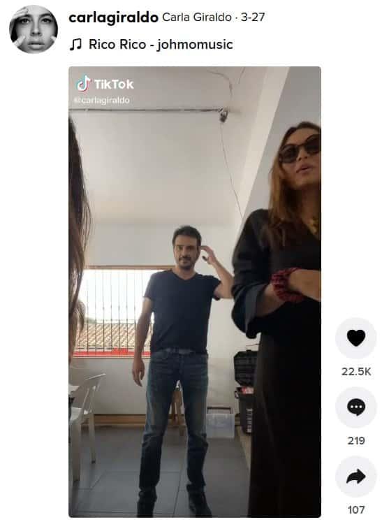 Carla Giraldo, Pity Camacho y Viña Machado