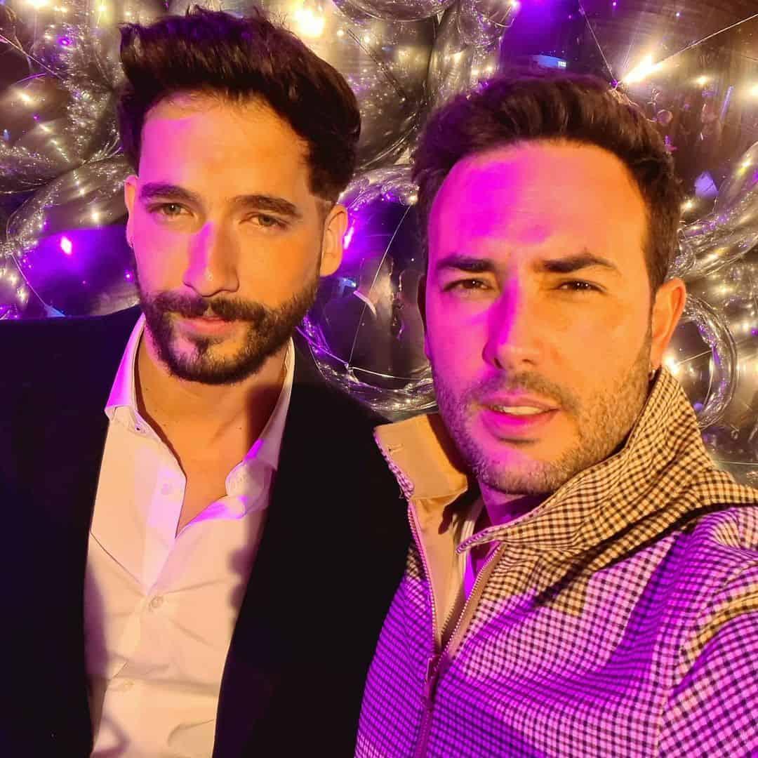 Sebastián y Carlos foto 1