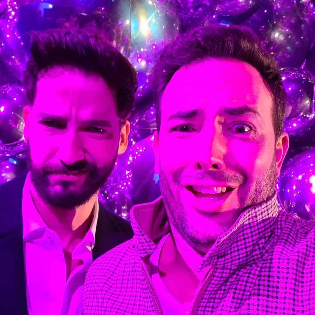 Sebastián y Carlos foto 2