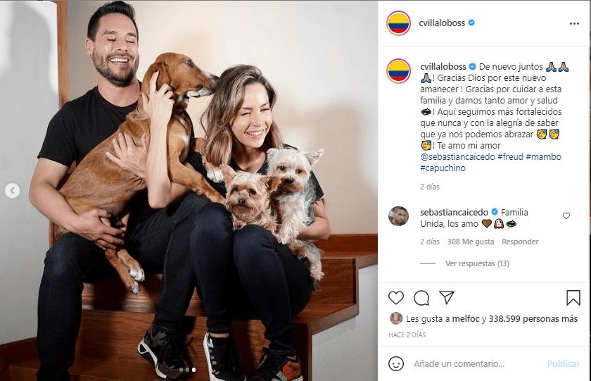 Carmen V y Sebastián C fotos mascotas
