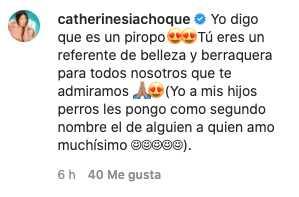 Catherine Siachoque opina sobre la polémica entre Lady Noriega y Maluma