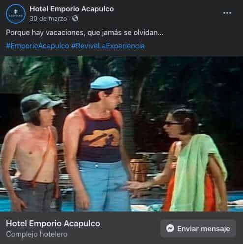 El Chavo del 8: así luce actualmente el hotel del capítulo en Acapulco