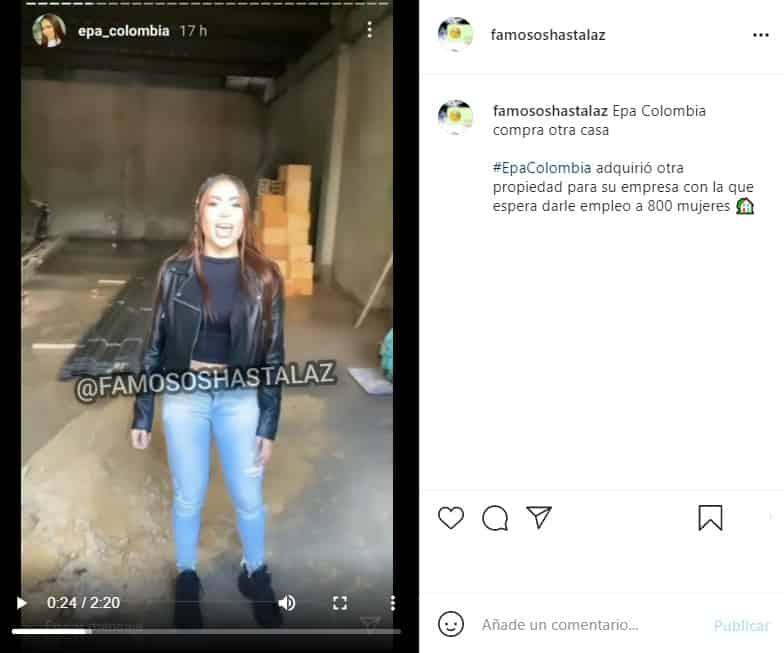 epa colombia compra otra casa