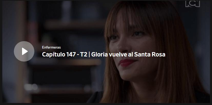 Gloria capítulo 147